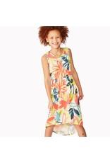 Tea Collection Tea Collection Tradewinds Floral Hi Lo Tank Dress
