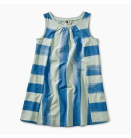Tea Collection Tea Collection Painted Stripe Trapeze Dress