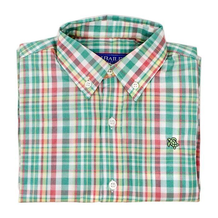 J Bailey J Bailey Roscoe Shirt - Big Boys