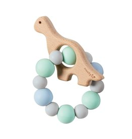 Mud Pie Mud Pie Dino Wood Teether