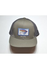 Properly Tied Properly Tied Let it Fly Trucker Hat