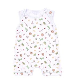 Magnolia Baby Magnolia Baby Gone Fishing Sleeveless Playsuit
