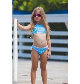 Snapper Rock Snapper Rock Surf Medallion Halter Bikini