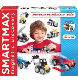 SmartMax SmartMax Power Vehicles Playset 25pc