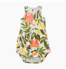 Tea Collection Tea Collection Tropical Garden Skirted Dress