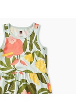 Tea Collection Tea Collection Tropical Garden Skirted Dress