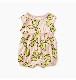 Tea Collection Tea Collection Starfruit Scatter Keyhole Romper