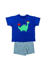 Bailey Boys Bailey Boys Dinosaur Short Set