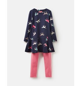 Joules Joules Iona Tunic and Legging Set
