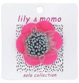Lily and Momo Lily and Momo Moonlight Flower Hair Clip