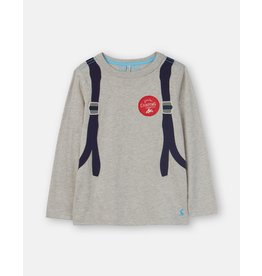 Joules Joules Animate Applique T-Shirt