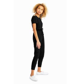 Habitual Girl Habitual Girl Lyanna Jumpsuit with Slit