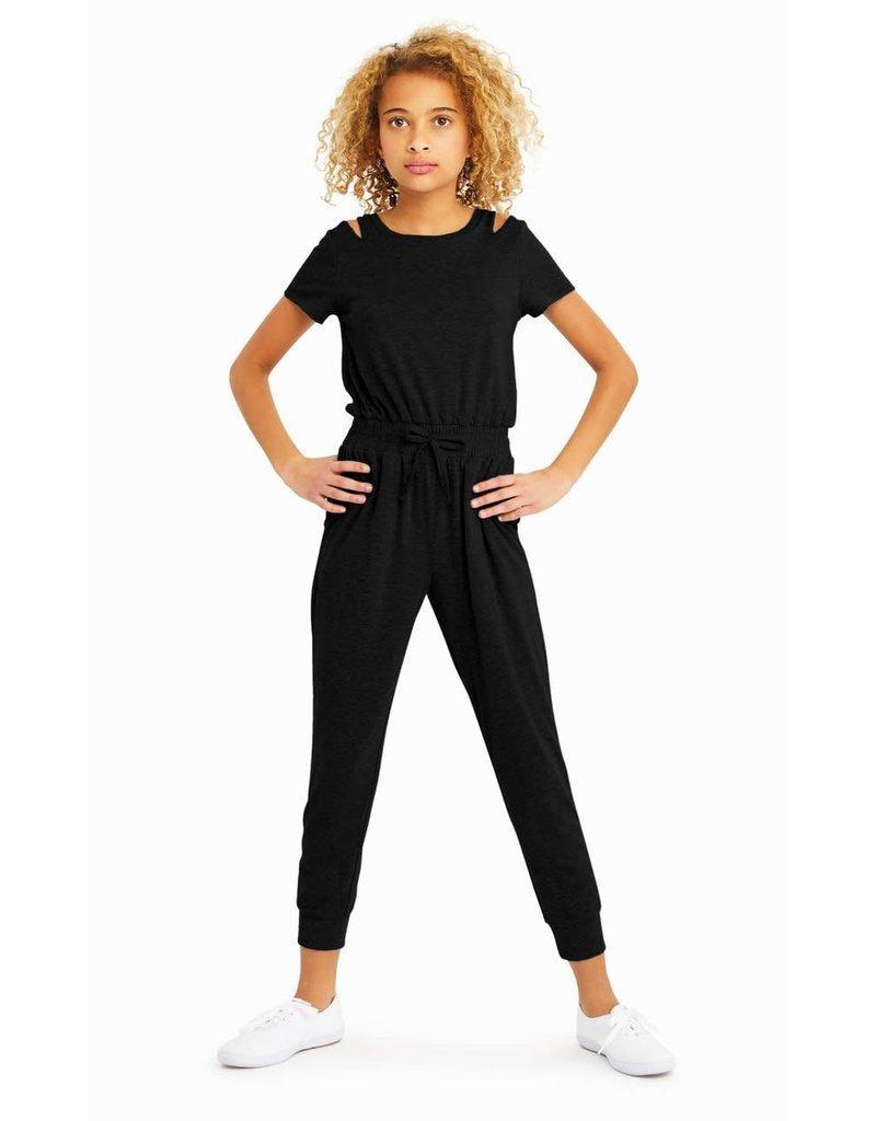 Habitual Girl Habitual Girl Lyanna Jumpsuit with Slit