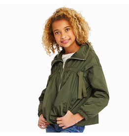 Habitual Girl Habitual Girl Rayne Lightweight Nylon Jacket