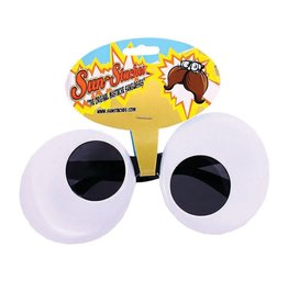 SunStaches Sun-Staches Googly Eyes Sunglasses