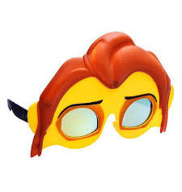 SunStaches Sun-Staches Lion King Sunglasses