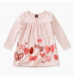 Tea Collection Tea Collection Butterflies Graphic Baby Dress
