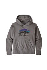 Patagonia Kids' Lightweight Graphic Hoody Sweatshirt