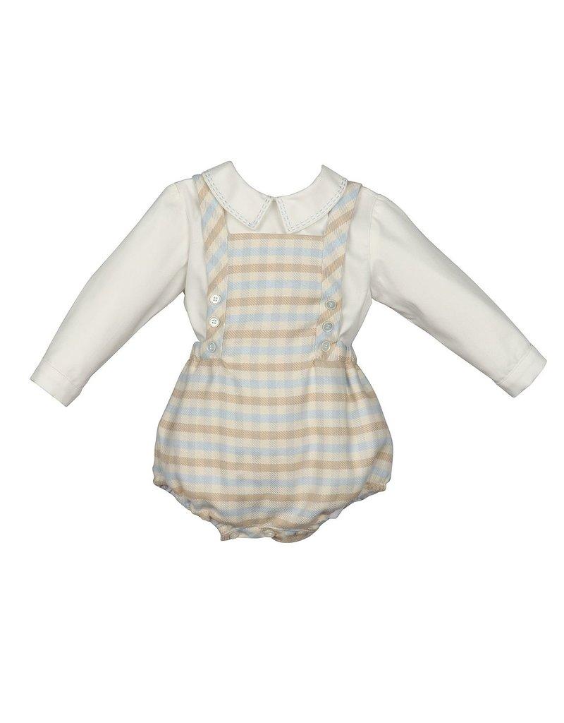Maria Casero Maria Casero Overall w/ Shirt Boy