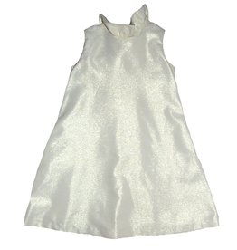 Gabby Gabby Metallic Blair Swing Dress