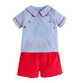Little English Little English Cherry Walker Short Set