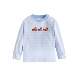 Little English Little English Mini Applique T-Shirt