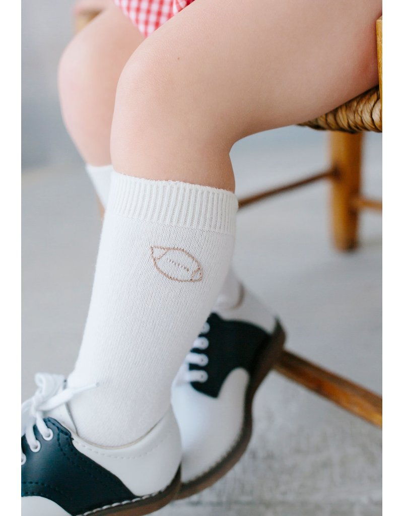Little English Little English Knee High Socks