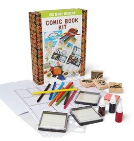 Kid Made Modern Kid Made Modern Comic Book Kit
