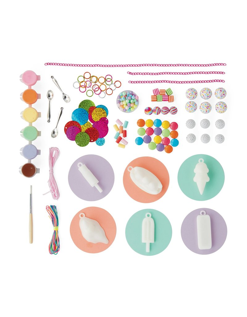 Kid Made Modern Kid Made Modern Frosty Treats Jewelry Kit