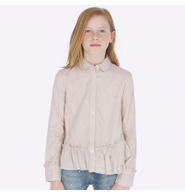 Mayoral Mayoral Stripped Blouse