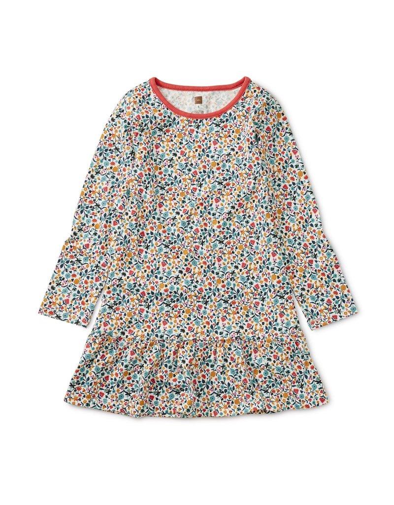 Tea Collection Tea Collection Printed Ruffle Dress