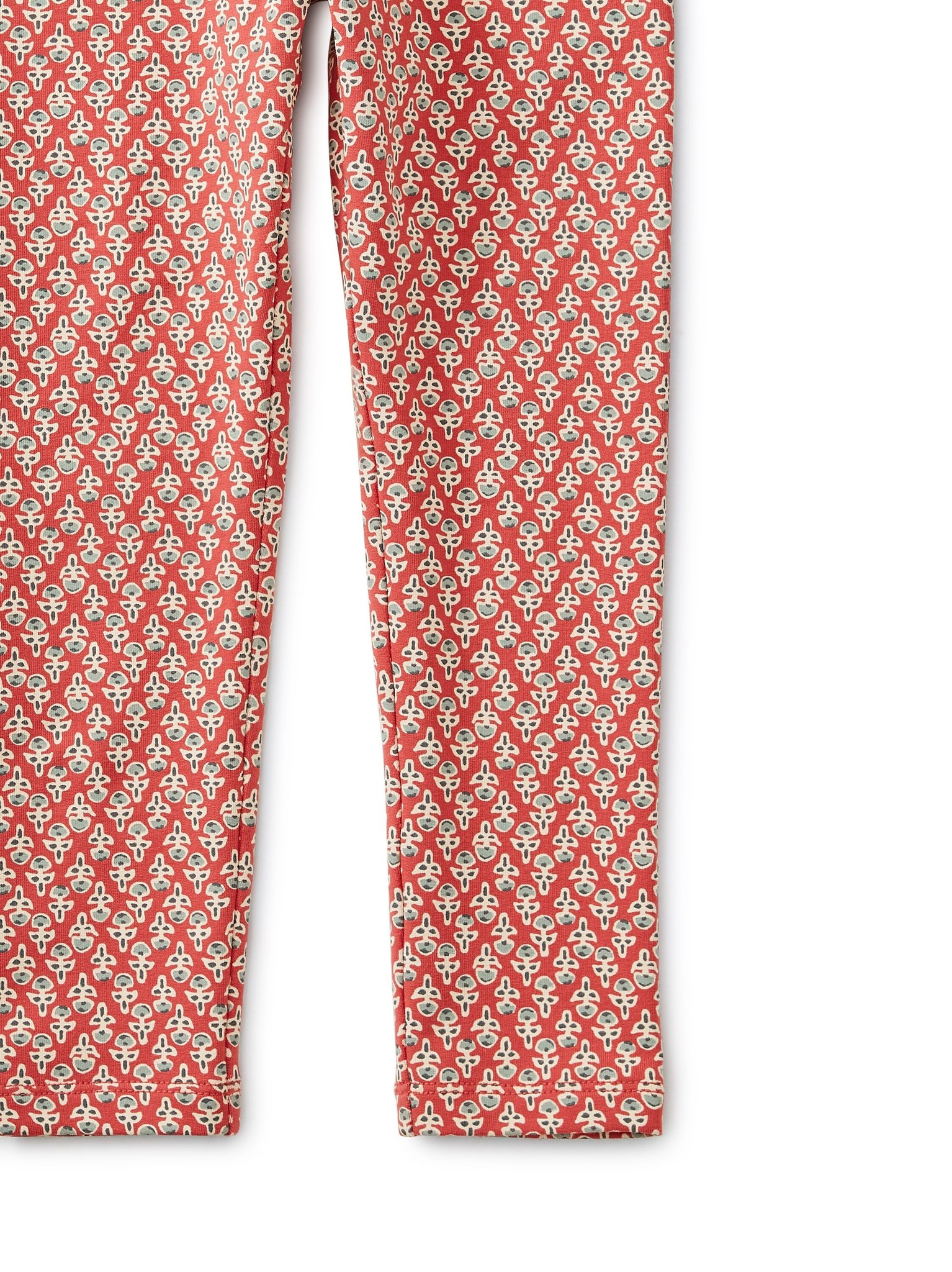 Tea Collection Tea Collection Blockprint Leggings