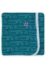 KicKee Pants KicKee Pants Swaddling Blanket