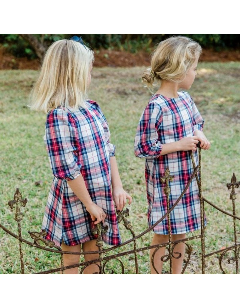Bailey Boys The Bailey Boys Plaid Tunic