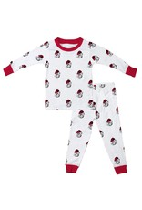 Wes and Willy Wes and Willy GA Print Pajamas