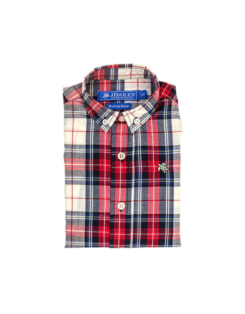 J Bailey J Bailey Roscoe Shirt - Big Boys