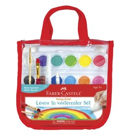 Faber-Castell Faber Castell Young Artist Water Color Set