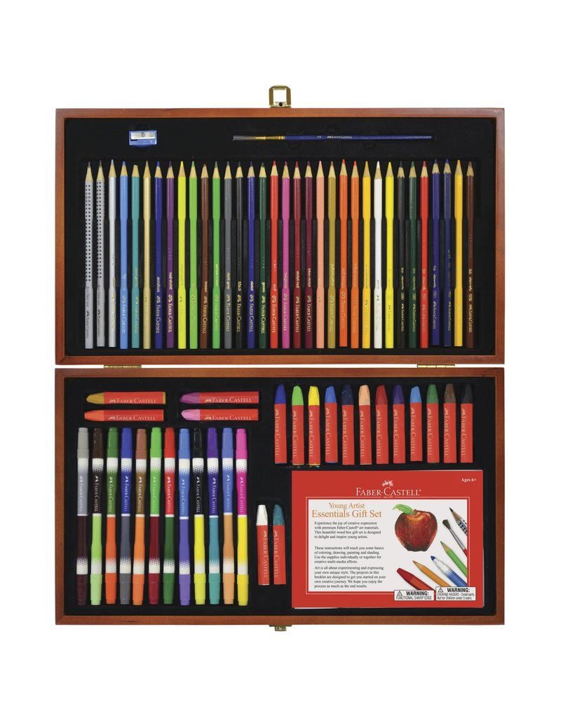 Faber-Castell Faber Castell Young Artist Gift Set