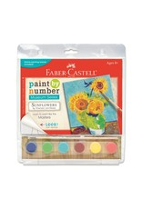Faber-Castell Faber Castell Museum Paint By Numbers