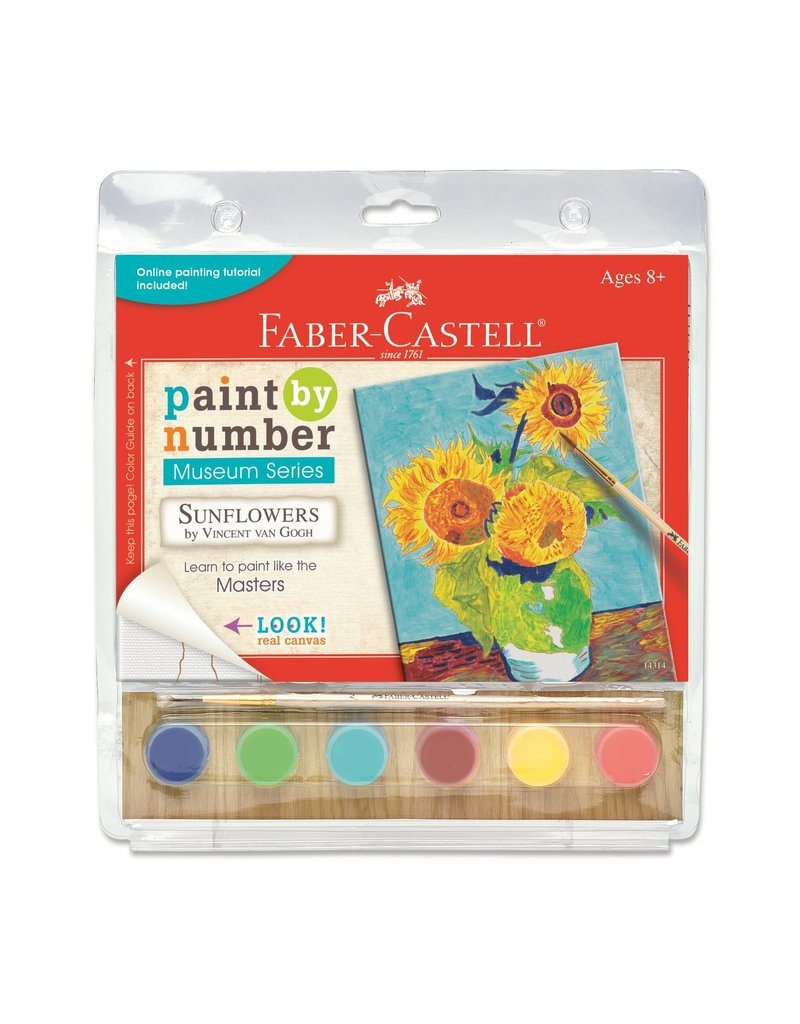 faber castell museum paintnumbers - little options