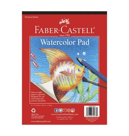 Faber-Castell Faber Castell Watercolor Pad