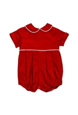Bailey Boys Bailey Boys Dressy Bubble Short Red Cord