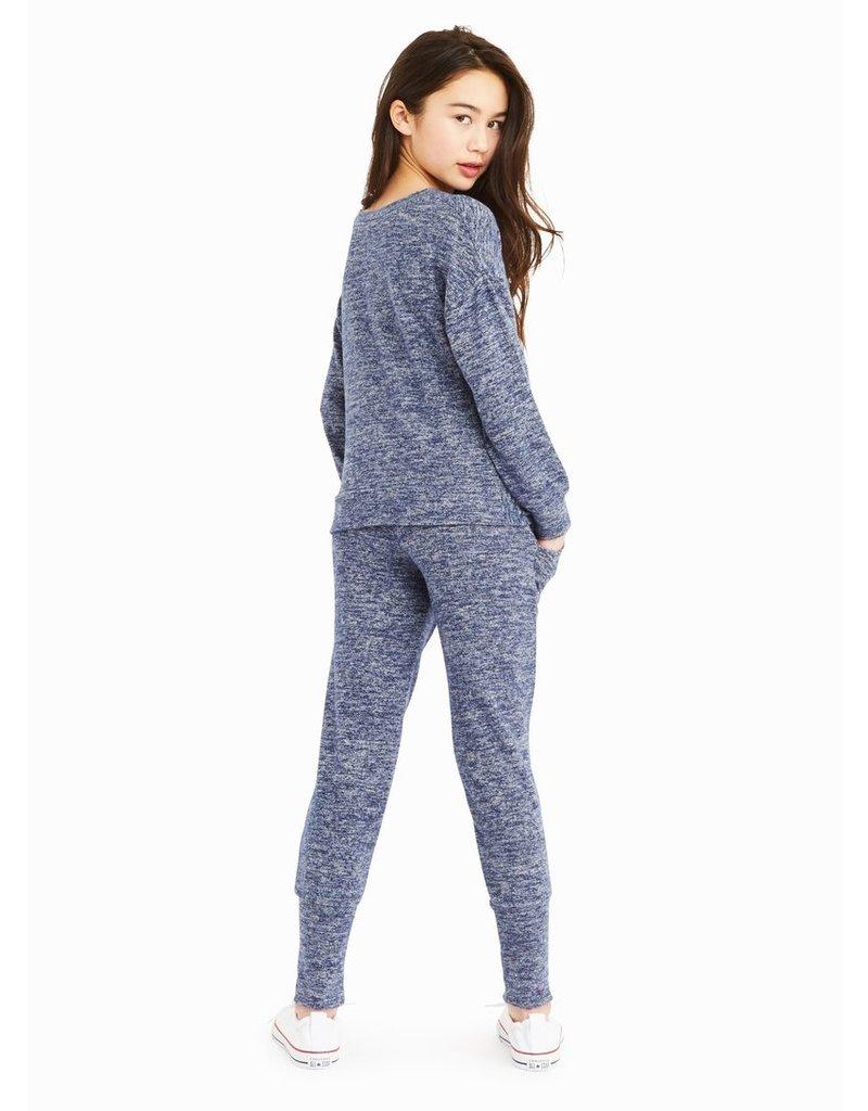 Habitual Girl Habitual Girl Aubree Hatchi Knit Jogger