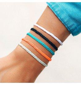 Pura Vida Pura Vida Mini Braided Solid Bracelet
