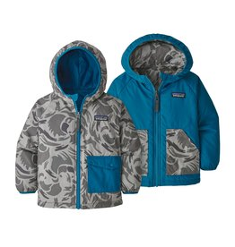 Patagonia Patagonia Reversible Puff-Ball Jacket