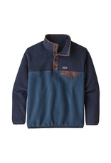 Patagonia Patagonia Boys' Lightweight  Synch Snap-T Pull Over