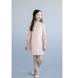 Dondolo Dondolo Rosie Girl Dress Pink