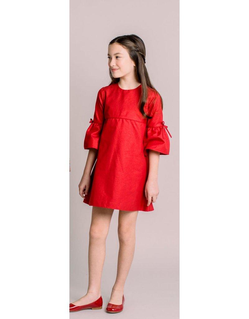 Dondolo Dondolo Frances Girl Dress