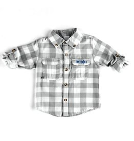 Prodoh Prodoh Gingham Shirt - No Flap