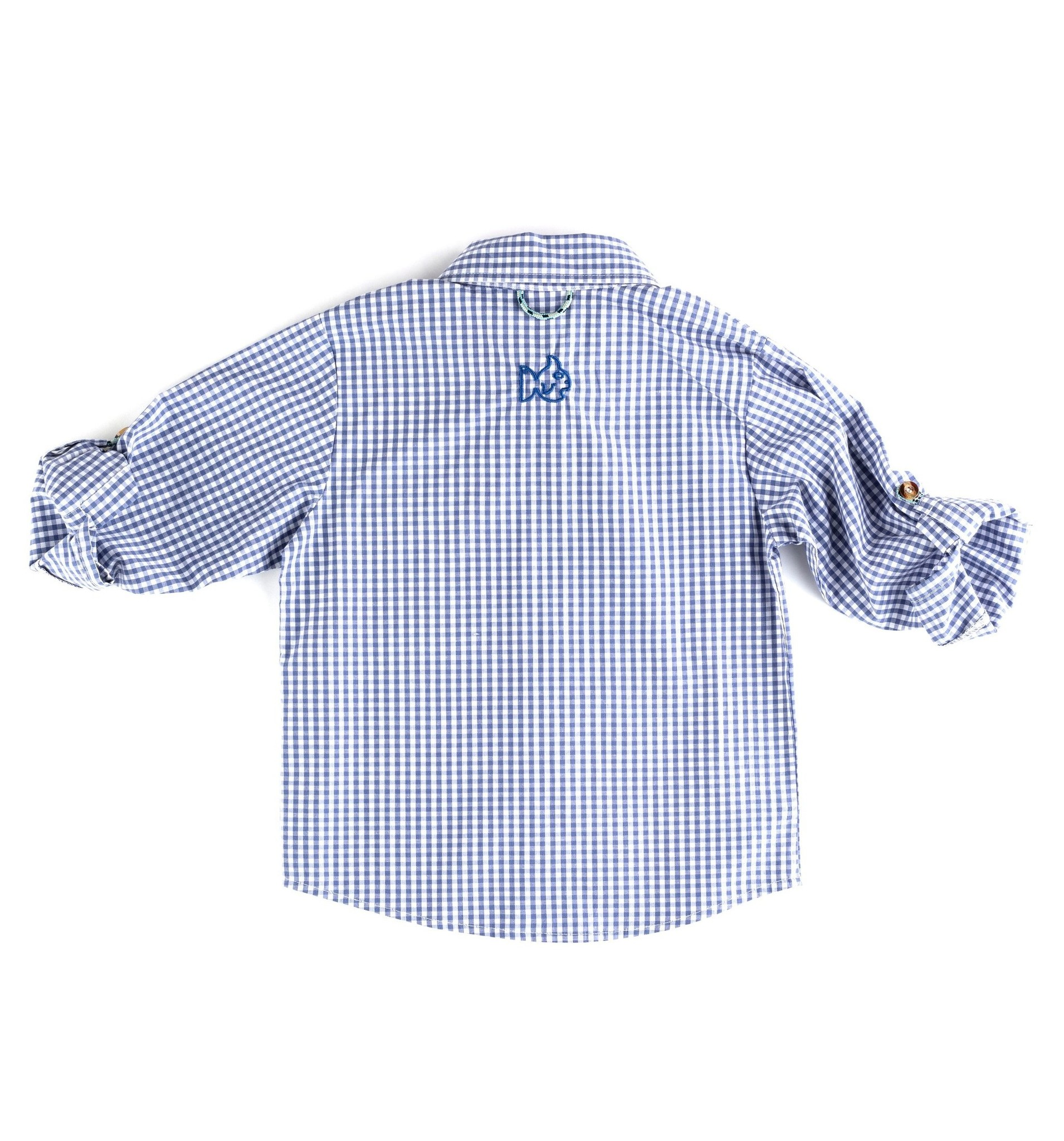 Prodoh Prodoh Gingham Shirt